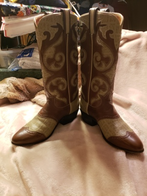 Vintage Boots for sale from estate sale Billings Montana
